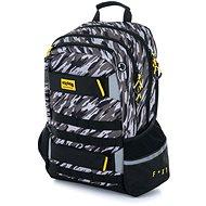 Karton P+P - Student Backpack Oxy Sport Winter - School Backpack