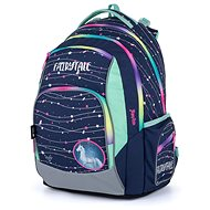 Karton P+P - School Backpack Oxy Style Mini Unicorn Pattern - School Backpack