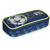 Karton P+P - Schulmäppchen Komfort - Football 2 - Federmäppchen