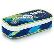 Karton P+P - Etui Komfort Oxy Style Mini Football blau - Federmäppchen
