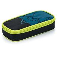 Karton P+P - Etui Komfort Oxy Sport Fox blau - Federmäppchen