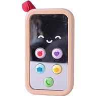 Interaktives Spielzeug Teddies Spielzeug - Mobilelefon aus Holz