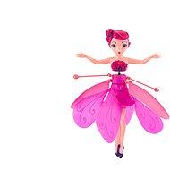 Teddies Little Fairy - Fliegende Fee - wiederaufladbar - reagiert auf Handbewegungen - Puppe