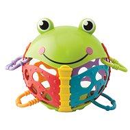 Teddies Rattle Frog - Baby Rattle