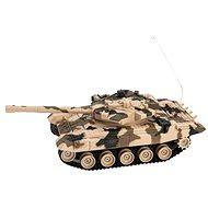 Teddies Fancy Stunt Battle Tank R/C - Kunststoff - 27 cm Panzer - 40 MHz Batterie + Akku-Pack - Panzer mit Fernsteuerung