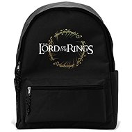 """ABYstyle - Lord of the Rings - Backpack - """"Ring"""" - City-Rucksack"""
