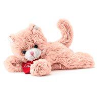 Lumpin Plüschtier Rote Katze Chilli - 20 cm - Stoffspielzeug