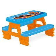 Hot Wheels Picknicktisch für 4 - Kindertisch