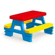 Picknicktisch für 4 - Kindermöbel