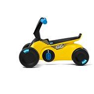Berg GO SparX - 2in1, Bounce und Pedal gelb