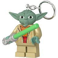 LEGO Star Wars - Yoda mit leichtem Schwert - Anhänger