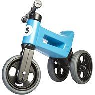 FUNNY WHEELS Rider Sport Laufrad blau 2in1 - Laufrad/Bobby Car