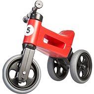 FUNNY WHEELS Rider Sport Laufrad rot 2in1 - Laufrad/Bobby Car