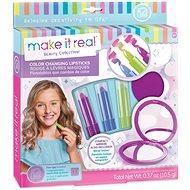 Make it Real Lippglos, das die Farbe ändert - Verschönerungsset