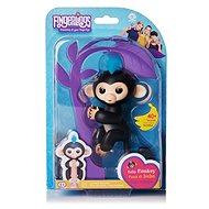 Fingerlings - Finn, der Affe, schwarz - Plüsch-Spielzeug