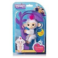 Fingerlings - Baby Monkey weiß - Plüsch-Spielzeug