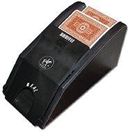 Kartenhalter mit 2 + 1 Mischer - Zubehör für Kartenspiele