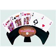 Kartenhalter (Kunststoff) - Zubehör für Kartenspiele
