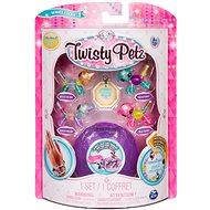 Twisty Petz 4 Tierarmbänder - Einhorn und Welpe - Kinderarmband