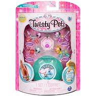 Twisty Petz 4 Tierarmbänder - Kitty und Unicorn - Kinderarmband