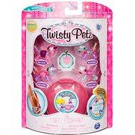 Twisty Petz 4 Tierarmbänder - Einhorn und Panda - Kinderarmband