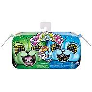 Zoomer Tiere mit Lutscher Doppelpack - grün und blau - Interaktives Spielzeug