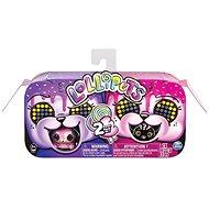 Zoomer Tiere mit Lutscher Dopplepack - lila pink - Interaktives Spielzeug