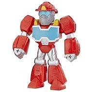 Transformers Mega Mighties Figur Heatwave - Figur