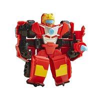 Transformers Rescue Bot Figur Feature Hot Shot - Figur