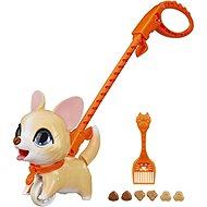 FurReal Friends Poopalots kleines Haustier Corgi - Interaktives Spielzeug