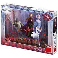 Dino Frozen - Puzzle