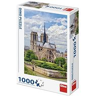 Dino Kathedrale Notre-Dame - Puzzle