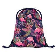 Flamingo Schuhtasche - Beutel