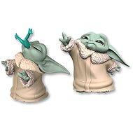 Star Wars Mandalorian The Child - Yoda - 2er Pack B - Figur