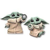 Star Wars Mandalorian The Child - Yoda - 2er Pack C - Figur
