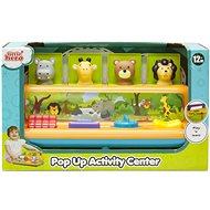 Pop-up-Tiere - Spielzeug für die Kleinsten