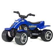 Tret-Quad New Holland blau - Tretvierrad