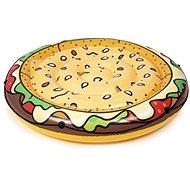 Bestway Schwimminsel Burger - Aufblasbare Luftmatratze