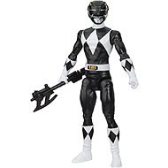 Power Rangers Figur Retro Black Ranger - Figur