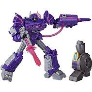 Transformers Cyberverse Figur derr Serie Deluxe Shockwave - Figur
