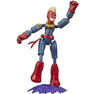 Avn Bend und Flex Captain Marvel - Figur