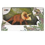 Dinosaurierfigur Triceratops - Figur
