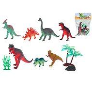 Dinosaurier Figuren - 7 Stück - Figuren
