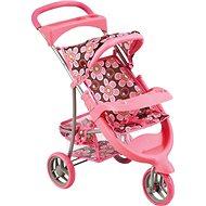 Puppenwagen, rosa - Puppenwagen
