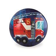 Ball für Kinder - 10 cm - Motiv: Feuerwehrauto - Ball für Kinder