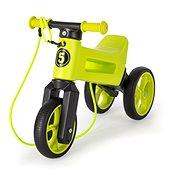 Neon Funny Wheels 2in1 grün - Laufrad/Bobby Car