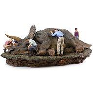 Triceratops Diorama Deluxe 1/10 Massstab - Jurassic Park - Figur