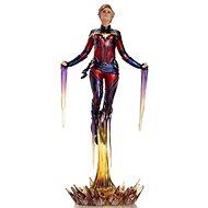 2012 Captain Marvel BDS 1/10 Massstab - Avengers: Endgame - Figur