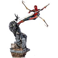 Iron Spider Vs Outrider BDS Art Scale 1/10 - Avengers: Endgame - Figur
