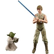 Star Wars Sammlerfigur - Luke und Yoda Dagobah - Figur